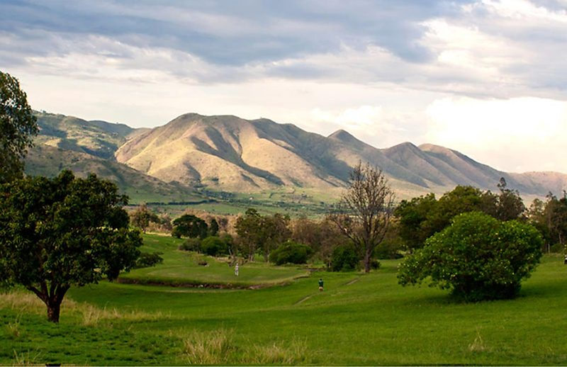 Golfing at the Foot of the Legendary Mountains of the Moon – Rwenzori Mountains